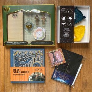 Fantastic Beasts HP Bundle retail $70!